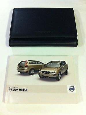 2008 Volvo XC60 Owners Manual with Case