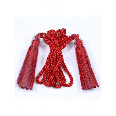 Silk Bagpipe Drone Cords Various Colours Blue Red Green Silver