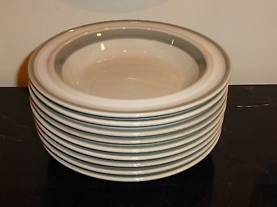 Arabia of Finland Salla Set of 9 Soup Cereal Bowls