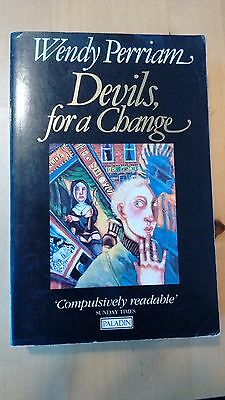 Devils, for a Change by Wendy Perriam (Paperback, 1990)