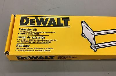 NIB Dewalt DW7080 Extension Kit
