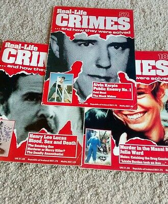 3 real life crime magazines