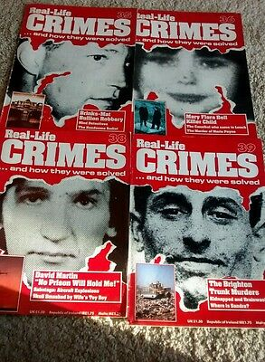 4 real life crime magazines