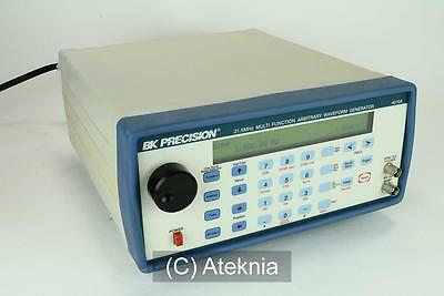 BK 4070A Synthesized Arbitrary Waveform Function Generator to 21.5 MHz w/ Manual
