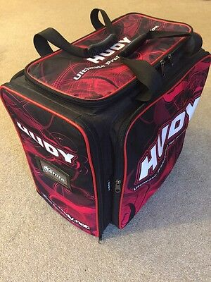 HUDY 1/10 Touring Carrying Bag + Tool Bag Exclusive Edition