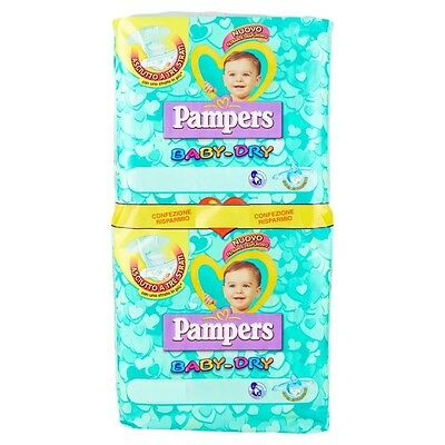 Pannolini Pampers Baby Dry 3 4 5 6