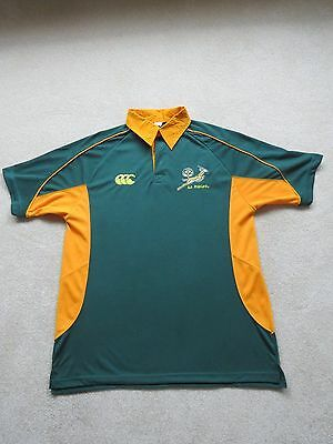 South African Rugby Shirt Xl