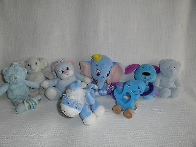 Bundle Soft Toys Ideal Baby