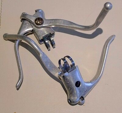 Weinmann drop and Dia-Compe GT Brake Levers