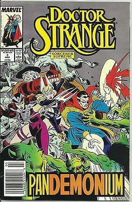 Doctor Strange: 3. Peter Gillis! Richard Case!  Vfn-!