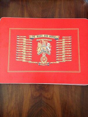 Blues And Royal Military Placemats