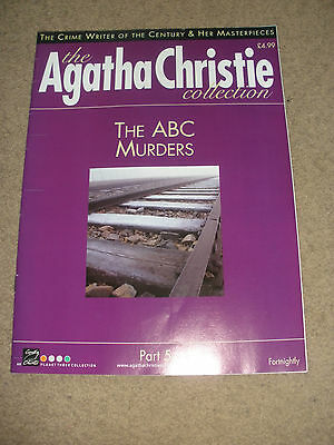 Agatha Christie Collection Magazine Part 5 - The ABC Murders