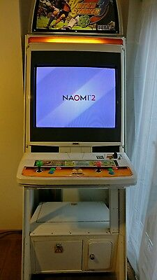 Sega Naomi 2 Arcade Machine, Spares plus 3 Games - fantastic opportunity to own!