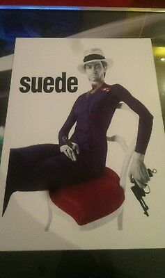 Suede repro promotional A3 super quality heavy canvas paper print poster