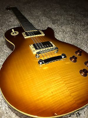 Gibson Epiphone Les Paul Made In Korea - Sunburst