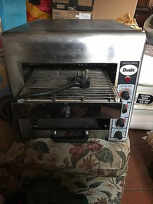 Dualit Dct2 Conveyer Toaster Commercial Stainless Steel
