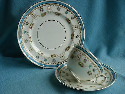 Lovely Vintage Royal Westminster (A P Co L) Bone China Tea Cup Saucer & Plate