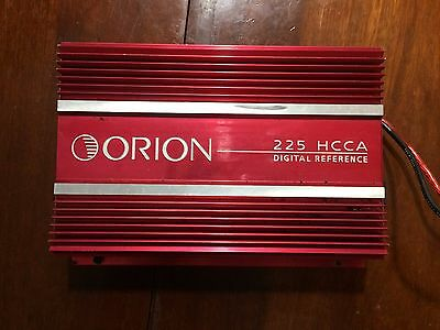 orion 225 hcca