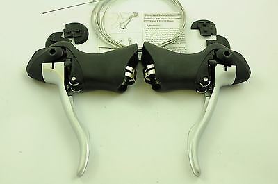 Shimano St2300 Road Bike Sti Gear & Brake Shifter Lever Set Double 16 Speed New