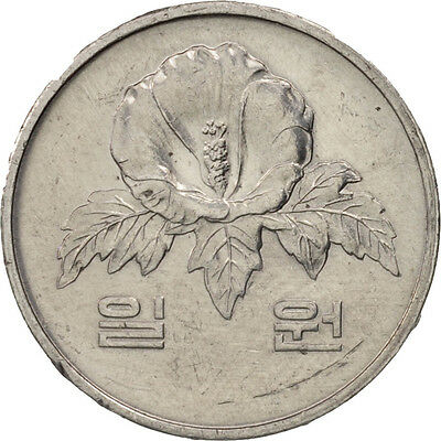 [#79874] KOREA-SOUTH, Won, 1984, AU(50-53), Aluminum, KM:31