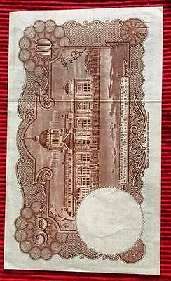 THAILAND - Used Banknote 10 BAHT