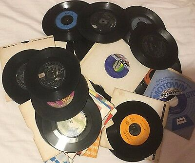 SOUL , NORTHERN SOUL & MOTOWN plus others all from 60's and 70's----90+ RECORDS