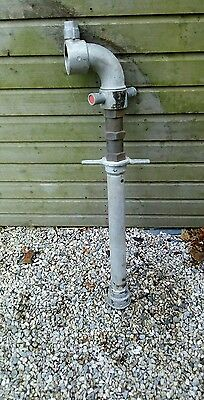 Fire hydrant stand pipe in good working order