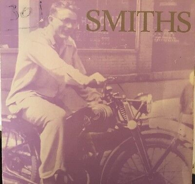 """The Smiths - """"bigmouth Strikes Again"""" - Uk 7"""" Picture Sleeve Single"""
