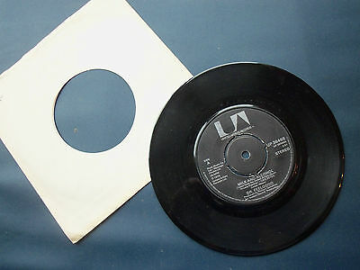 "UA 45rpm 7"" Record, Dr Feelgood - Every Kind Of Vice"