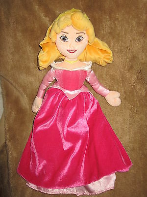 "Sleeping Beauty Soft Toy From The Disney Store Approx 18"" Tall"