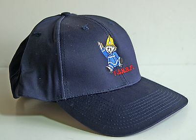 Fire Service National Benevolent Fund FSNBF/ Fire Fighters Charity cap NWOT