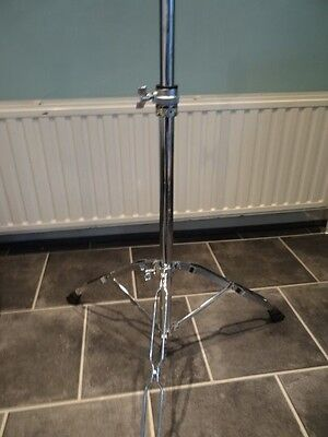 Premier double braced Straight cymbal stand