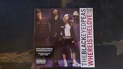 """the Black Eyed Peas ~ Where is the Love? ~ will.i.am ~ 12"""" ~ Hip Hop ~ 2003"""