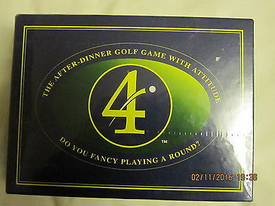BRAND NEW - ideal for xmas !!   ADULT AFTER DINNER 'GOLF' GAME
