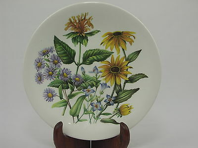 Enoch Wedgwood Wild Flowers of Eastern United States For Avon Plate