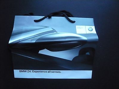Bmw Z4 Launch Carrier Bag (Unused)