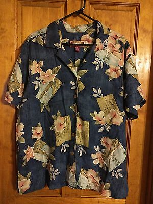 Huge Lot Of 23 Womens Plus Size Button Up Shirts