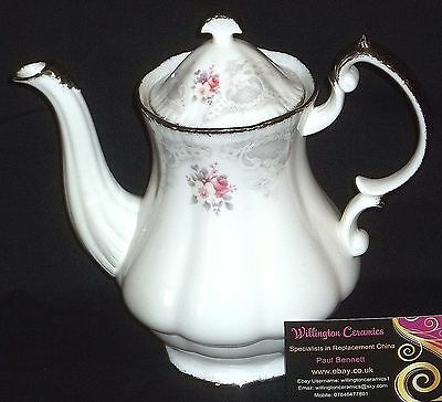 Paragon BRIDAL LACE Small Coffee Pot