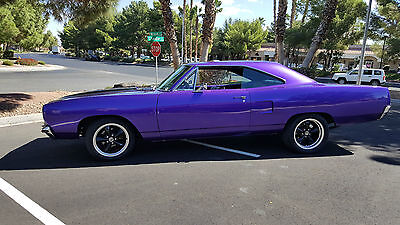 1970 Plymouth Road Runner 2 dr RoadRunner Clone newly restored