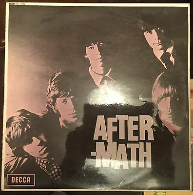 The Rolling Stones Aftermath small DECCA stereo copy excellent condition