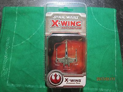 Star Wars X-Wing  Miniature  X-Wing Fighter Sealed Expansion Pack