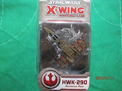 Star Wars X-Wing Miniature  Hwk-290 Expansion Pack Sealed