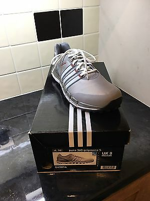 Adidas Pure 360 Gripmore S Golf Shoes Size 8