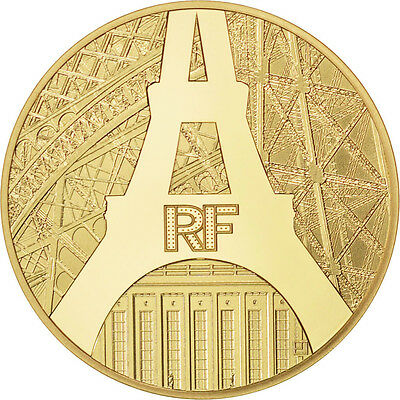 [#81376] France, 50 Euro, 2014, MS(65-70), Gold, 8.45