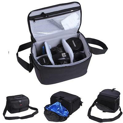 Waterproof Camera Backpack SLR shoulder Bag DSLR Case for Canon Nikon sony   S2