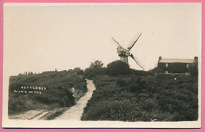 Good RP postcard of Nettlebed Windmill, Oxfordshire