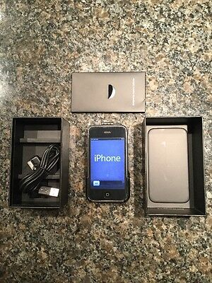 Apple iPhone 3GS - 16GB Black AT&T