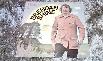 "This Is Brendan Shine - 12"" vinyl LP album"