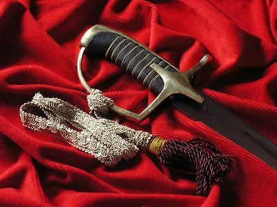 Officers Sword Of The Polish Army In Wz 1976 Smooth