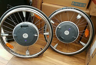 Alber E-Motion M15 Powered Wheelchair Wheels